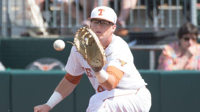 Baylor vs. Texas (Baseball) (re-air)