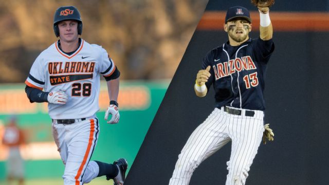 Oklahoma State vs. Arizona (Game 13) (College World Series)