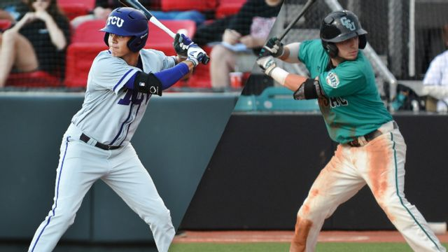 TCU vs. Coastal Carolina (Game 14) (College World Series)