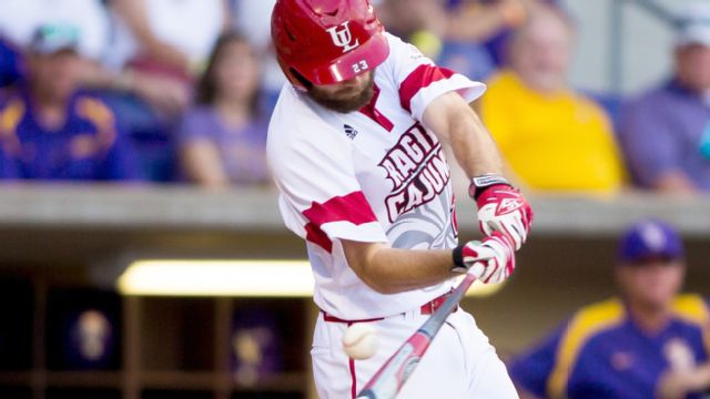 Louisiana Tech vs. #16 LA-Lafayette (Baseball)