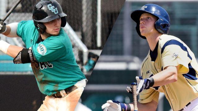 #15 Coastal Carolina vs. #25 Georgia Tech (Baseball)