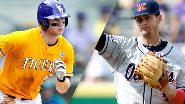 #13 LSU vs. #12 Ole Miss (Baseball)