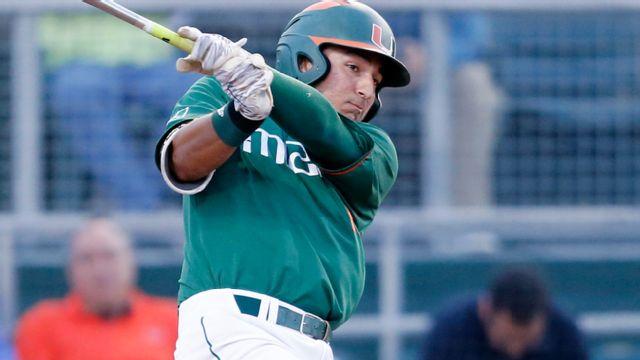 Florida A&M vs. #3 Miami (FL) (Baseball)