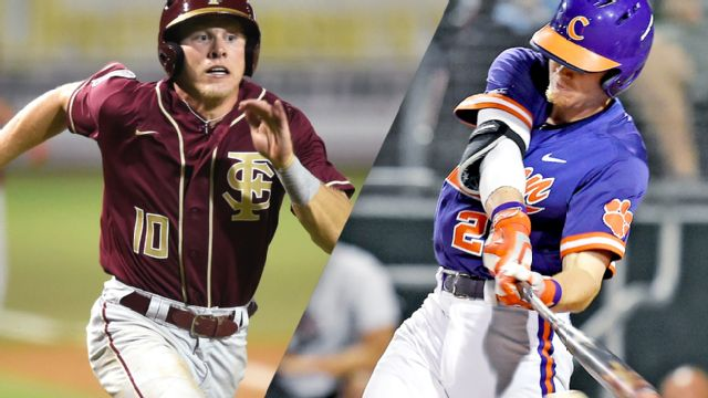 #6 Florida State vs. Clemson (Baseball)
