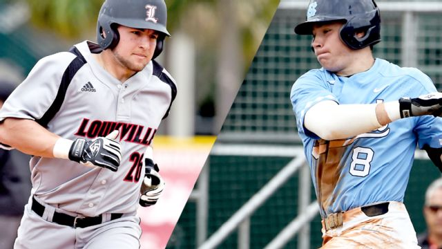 #6 Louisville vs. #18 North Carolina (Baseball)