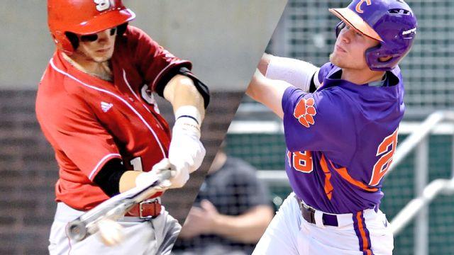 #9 North Carolina State vs. Clemson (Baseball)