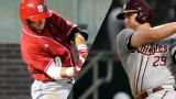 #14 North Carolina State vs. #13 Florida State (Pool Play Round) (ACC Baseball Championship)