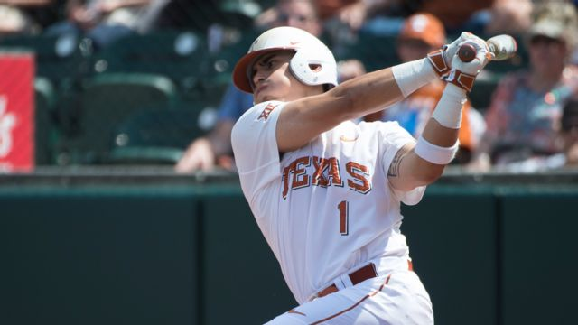 Oklahoma State vs. Texas (Baseball) (re-air)