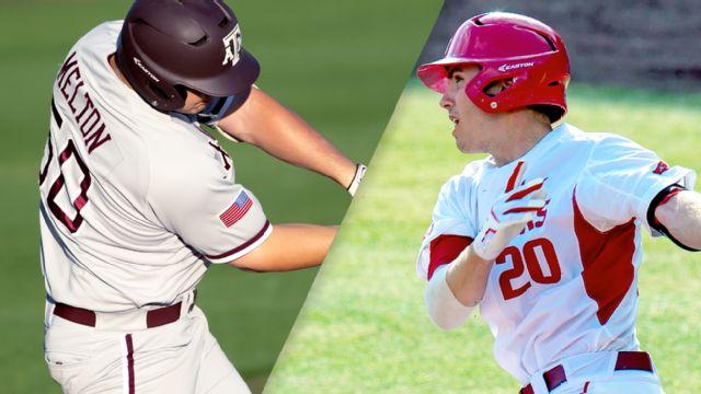 #2 Texas A&M vs. Arkansas (Baseball)