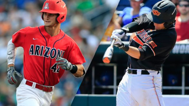 Arizona vs. Oklahoma State (Game 11) (College World Series)