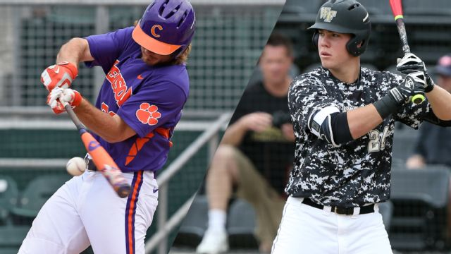 #15 Clemson vs. Wake Forest (Pool Play Round) (ACC Baseball Championship)