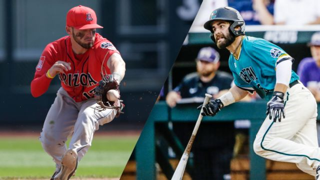 Arizona vs. Coastal Carolina (CWS Finals Game 1)