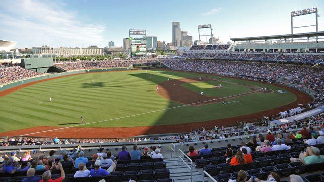 Multicam - Oklahoma State vs. Arizona (Game 13 If NEC) (College World Series)