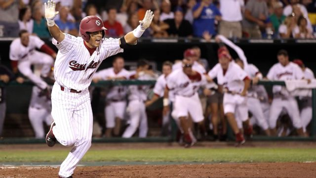 UCLA vs. South Carolina (CWS Finals Game 2) - 6/29/10 (re-air)