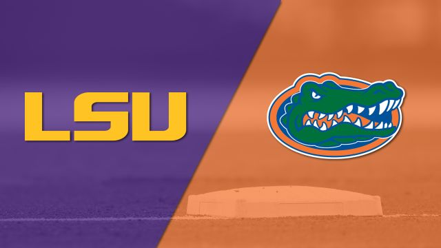 #4 LSU vs. #12 Florida (Baseball)