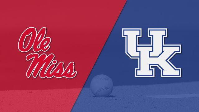 #14 Ole Miss vs. #25 Kentucky (Baseball)
