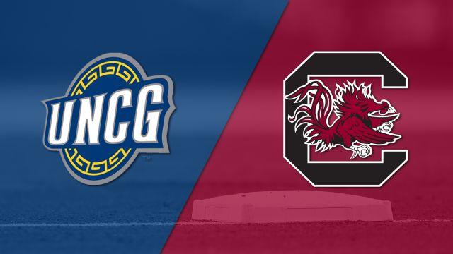 UNC Greensboro vs. #4 South Carolina (Baseball)