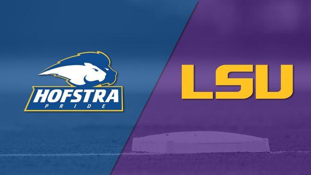 Hofstra vs. #3 LSU (Baseball)