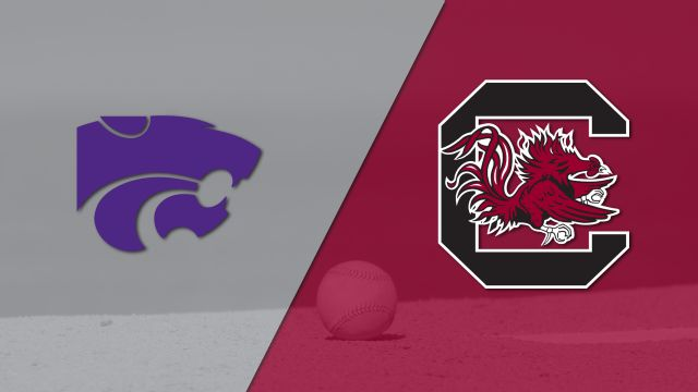 Kansas State vs. #4 South Carolina (Baseball)