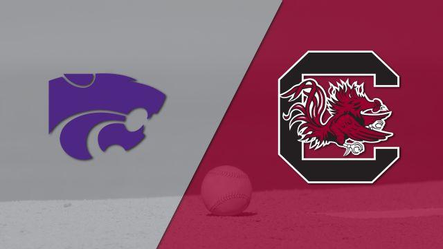 Kansas State vs. #4 South Carolina (Baseball)