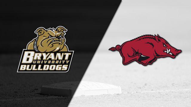 Bryant vs. Arkansas (Baseball)