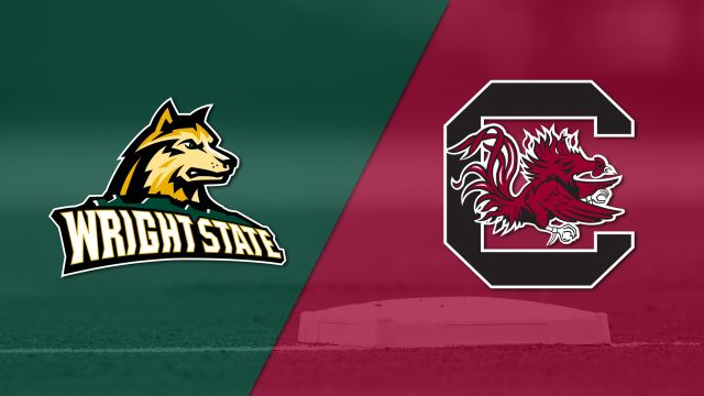 Wright State vs. South Carolina (Baseball)