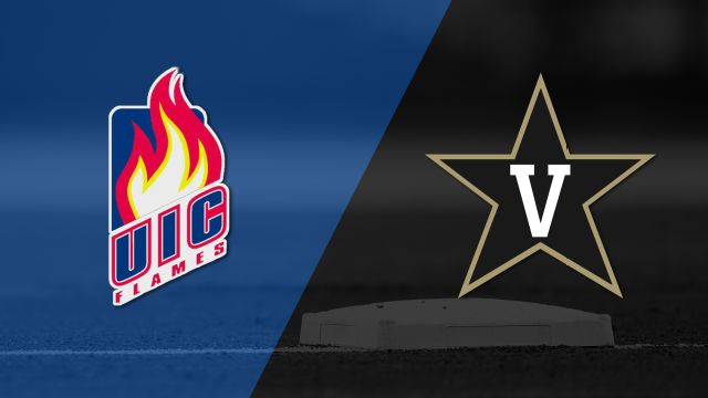 UIC vs. #6 Vanderbilt (Baseball)