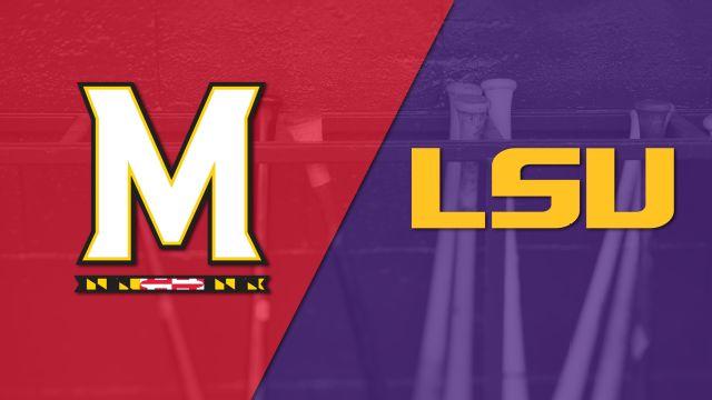 Maryland vs. #3 LSU (Baseball)