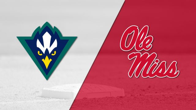 UNC-Wilmington vs. #24 Ole Miss (Baseball)