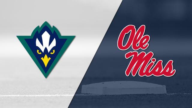 UNC-Wilmington vs. #24 Ole Miss (Baseball)