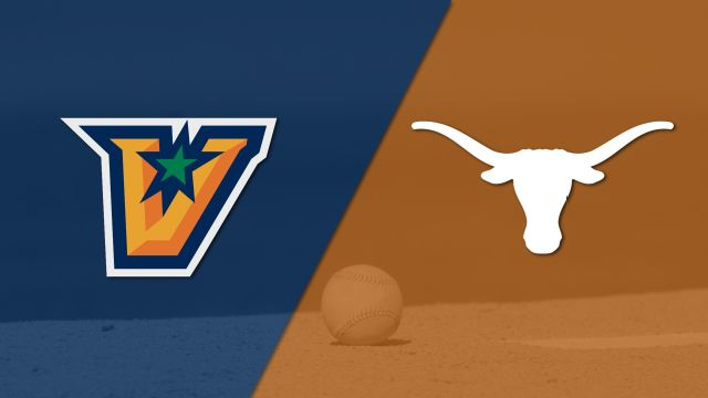 Texas-Rio Grande Valley vs. Texas (Baseball) (re-air)