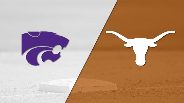 Kansas State vs. Texas (Baseball) (re-air)