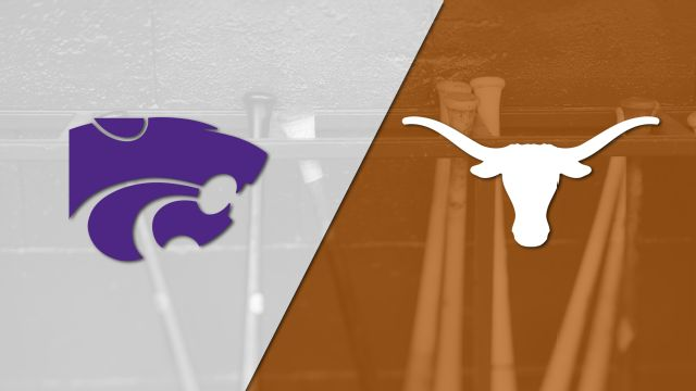 Kansas State vs. Texas (Baseball) (re-air)