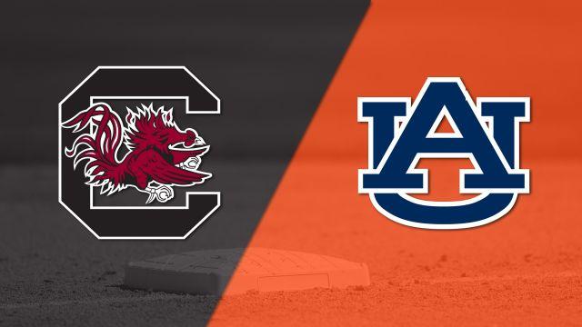 South Carolina vs. Auburn (Baseball)