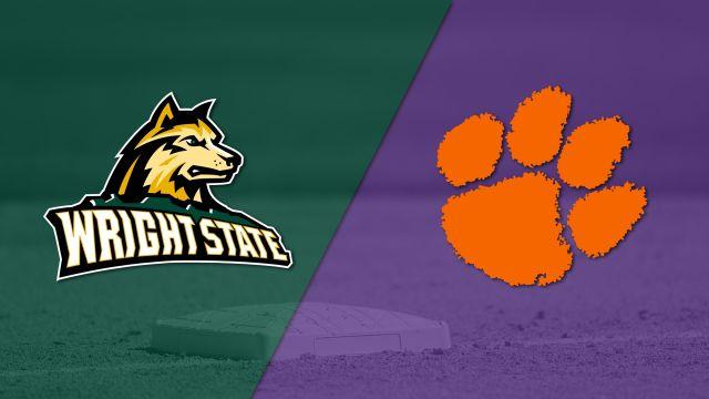 Wright State vs. Clemson (Baseball)