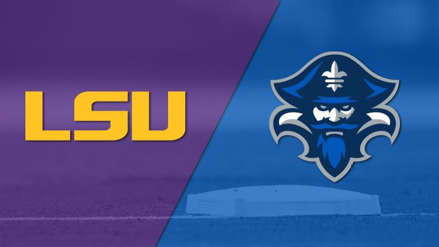 #3 LSU vs. New Orleans (Baseball)