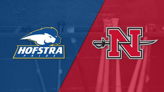 Hofstra vs. Nicholls (Baseball)