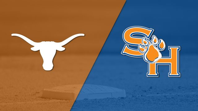 Texas vs. Sam Houston State (Baseball)