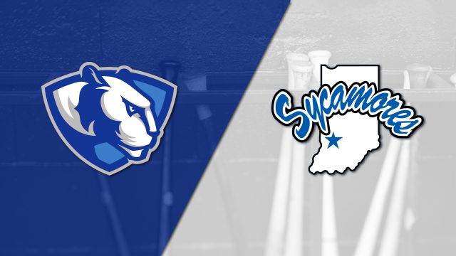 Eastern Illinois vs. Indiana State (Baseball)