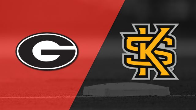 Georgia vs. Kennesaw State (Baseball)