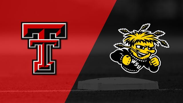 #3 Texas Tech vs. Wichita State (Baseball)
