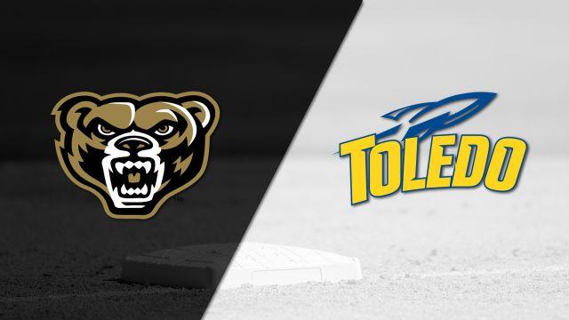 Oakland vs. Toledo (Baseball)