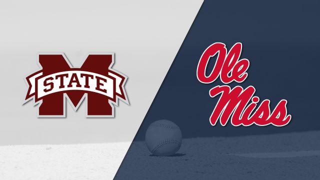Mississippi State vs. Ole Miss (Baseball)