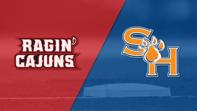 UL Lafayette vs. Sam Houston State (Baseball)