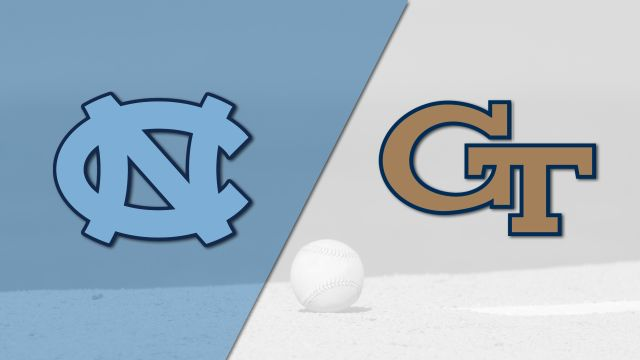 #9 North Carolina vs. Georgia Tech (Baseball)