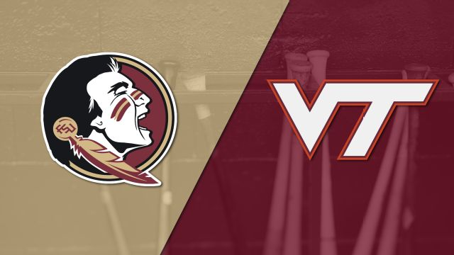 #3 Florida State vs. Virginia Tech (Baseball)