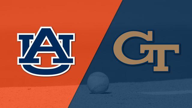 Auburn vs. Georgia Tech (Baseball)