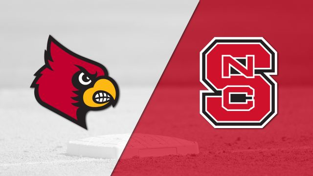 #1 Louisville vs. NC State (Baseball)