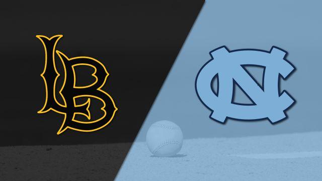 Long Beach State vs. #13 North Carolina (Baseball)