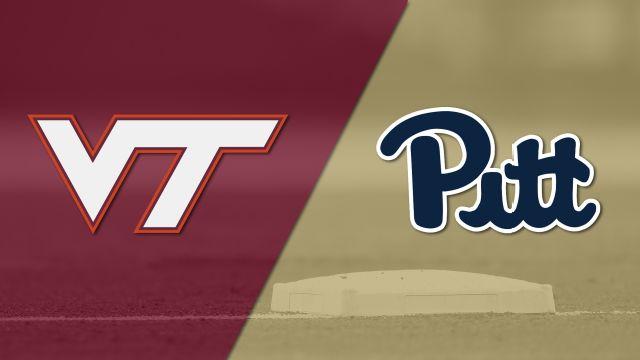 Virginia Tech vs. Pittsburgh (Baseball)